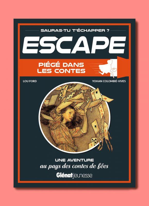 Illustration Escape piégé dans les contes 1