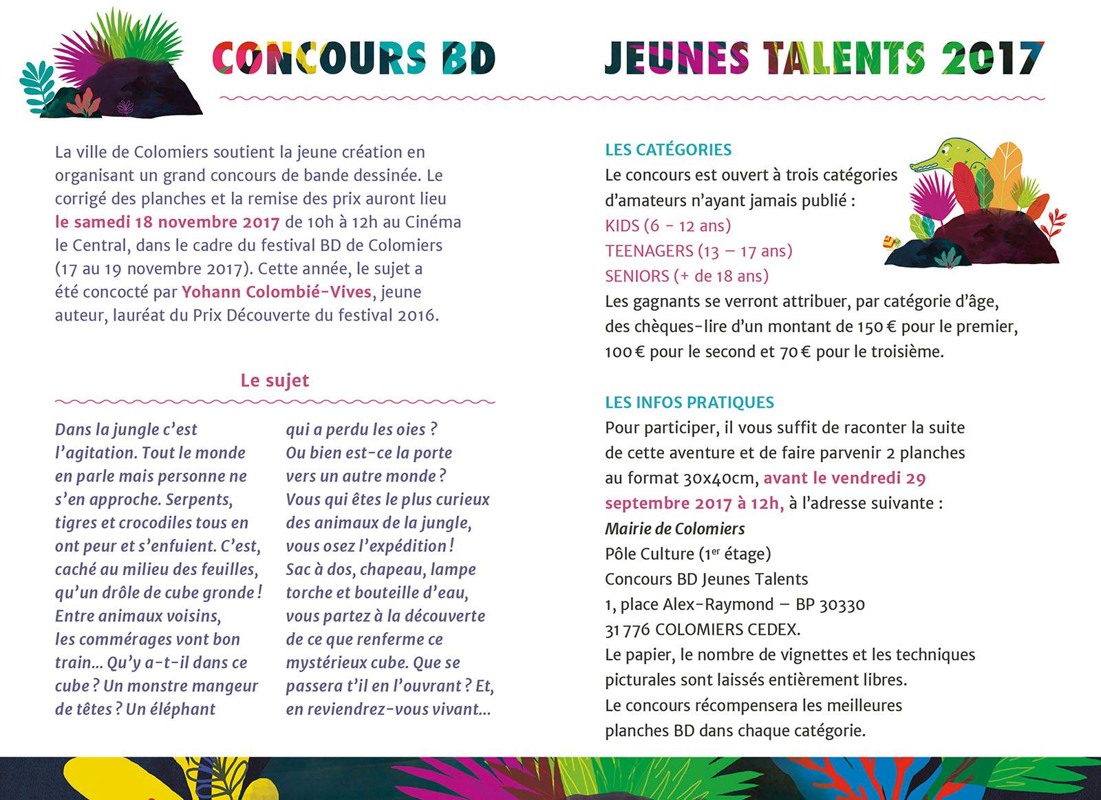 Festival BD Colomiers 3