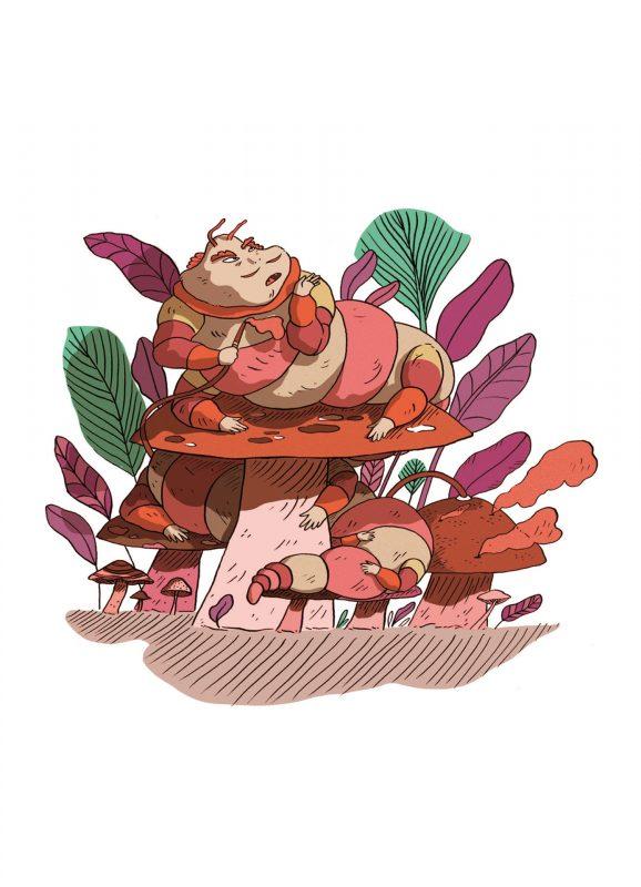 Illustration Escape piégé dans les contes 3