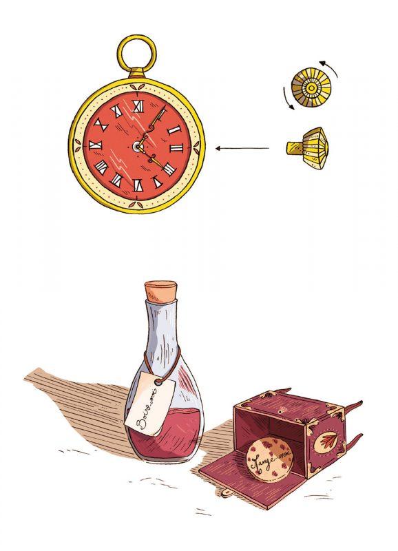 Illustration Escape piégé dans les contes 6